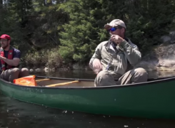 The New Fly Fisher at Blue Fox Camp