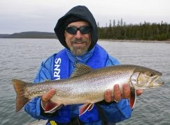 Fish'n Canada TV show to visit Blue Fox Camp