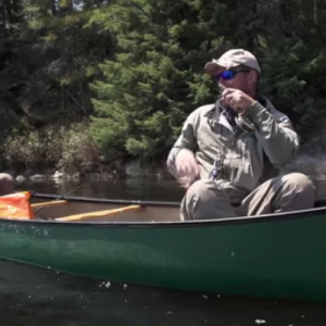 The New Fly Fisherman TV Show visits Blue Fox Camp